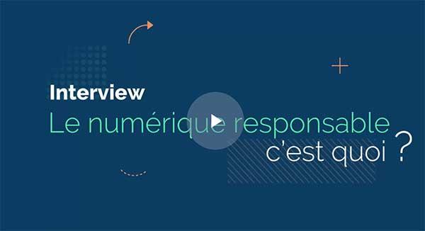 MOOC NUMÉRIQUE RESPONSABLE / SUSTAINABLE IT MOOC