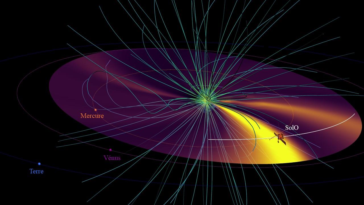 Solar Orbiter souffle sa première bougie