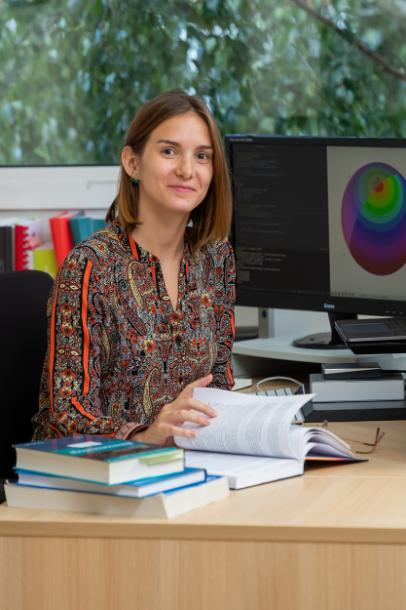 Un prix international et un prix national pour la thèse de Lisa Bugnet