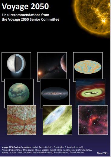 VOYAGE 2050: L'ESA choisit les thèmes de ses futures missions scientifiques pour la période 2035-2050