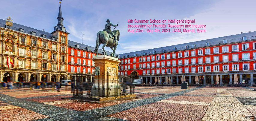 INFIERI Summer School 2021 | 23 August - 04 September, Madrid