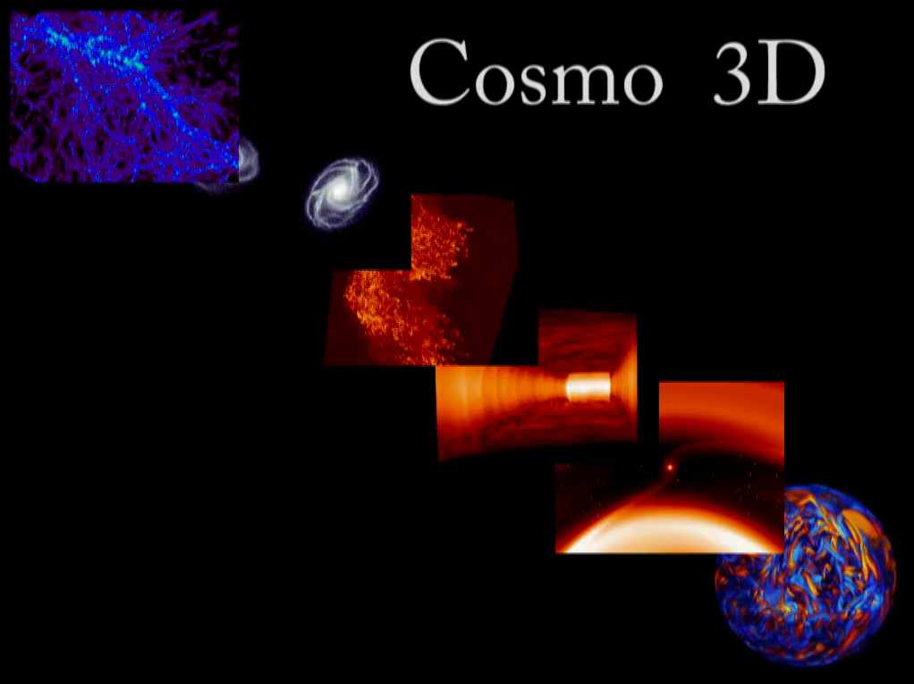 Cosmo 3D