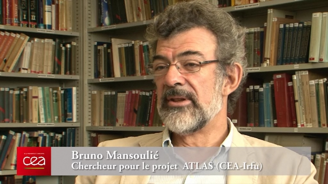 Bruno Mansoulié, physicien ATLAS