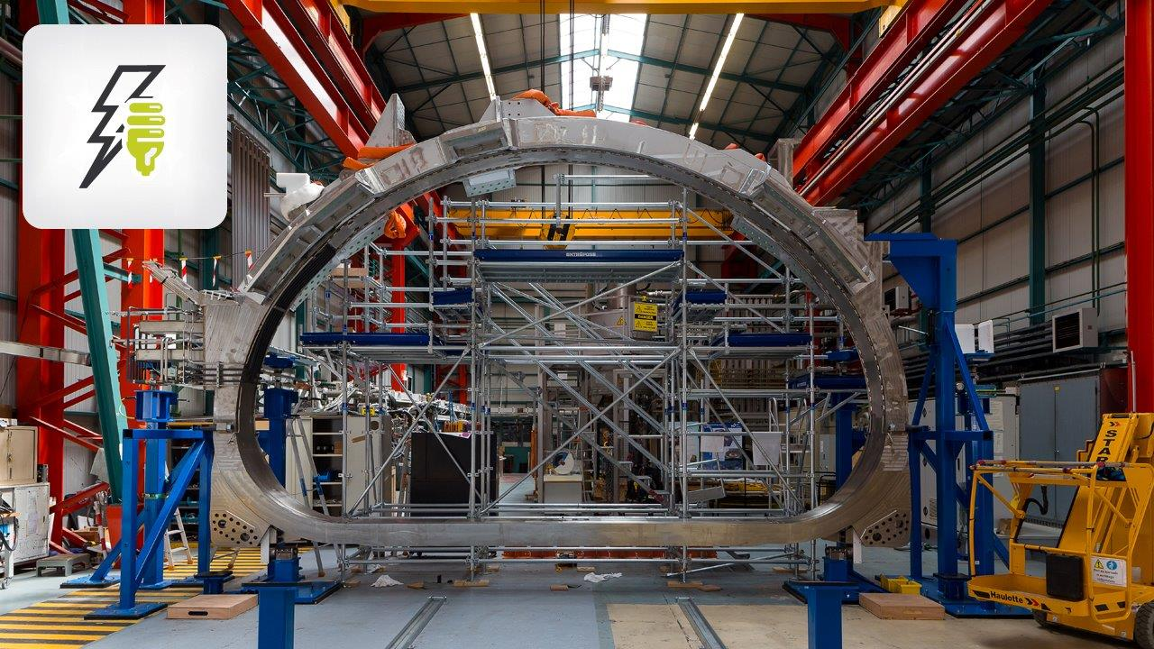 The superconducting magnets of the Japanese tokamak JT-60SA in test at CEA / Irfu