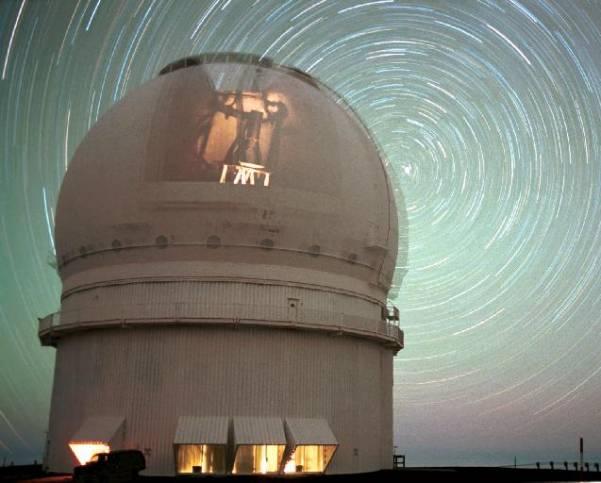 Panoramique sur l'univers