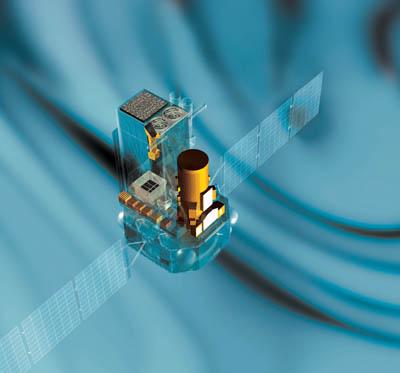 Les premières images du détecteur JEM-X