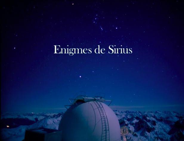 Enigmes de Sirius