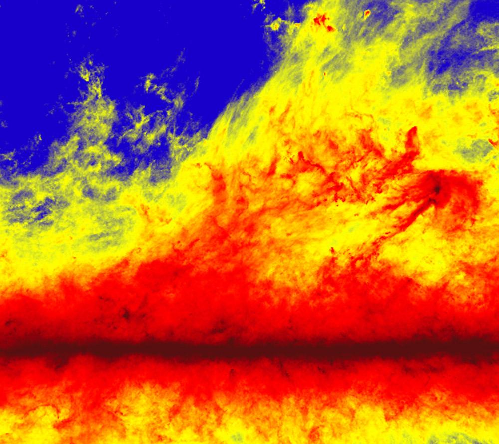 Le satellite européen Planck achève son premier tour de ciel