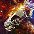 The Herschel satellite celebrates its first birthday