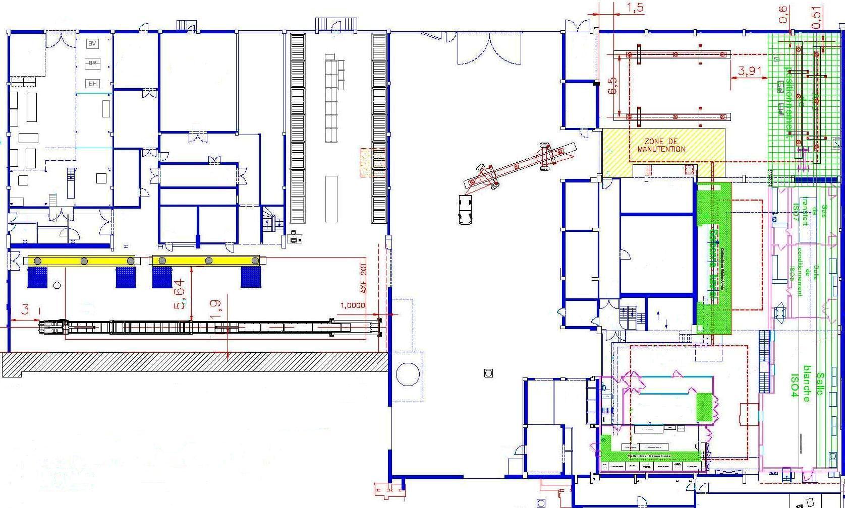 The xfel light source for Room design diagram