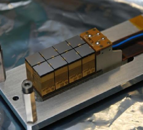 MACSI - Caméra à  rayons X de haute résolution