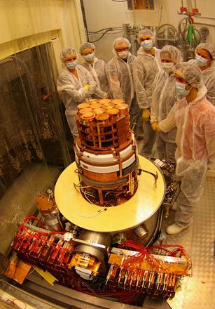 EDELWEISS-III délivre ses premiers résultats à la recherche de la matière noire légère