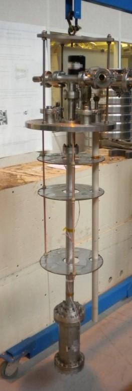 Characterization Laboratory at Cryogenic Temperature (LabCaF)