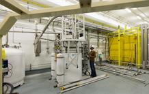 Photo-ionizing Atoms to Probe Nuclei