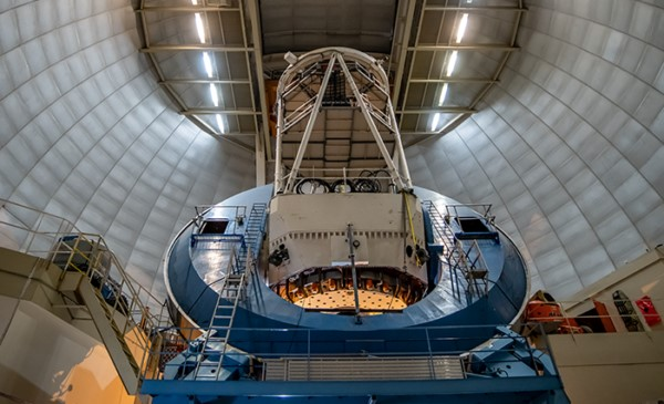 DESI opens its 5,000 eyes to the cosmos in a bid to track dark energy