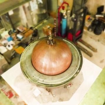 L'IRFU sort de terre un nouveau système de détection de la matière noire