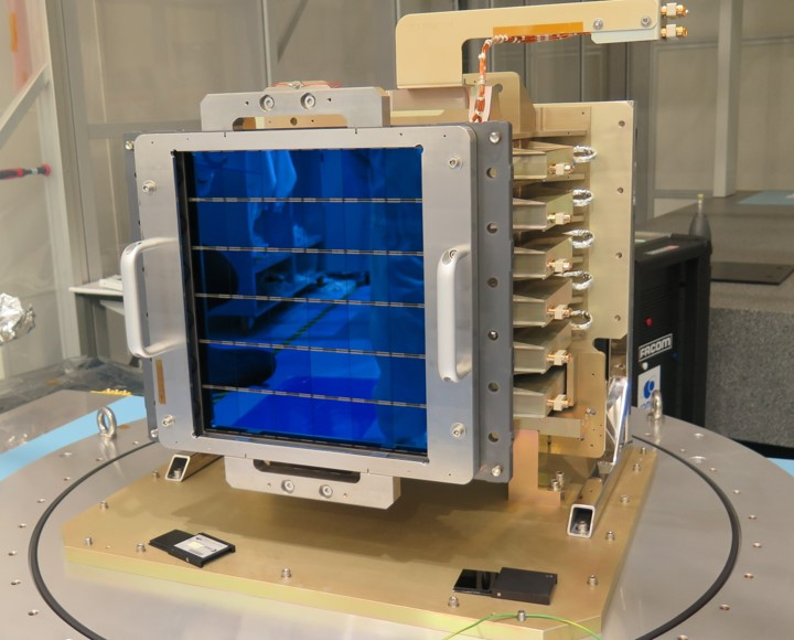 Euclid: Irfu delivers the VIS Focal Plane