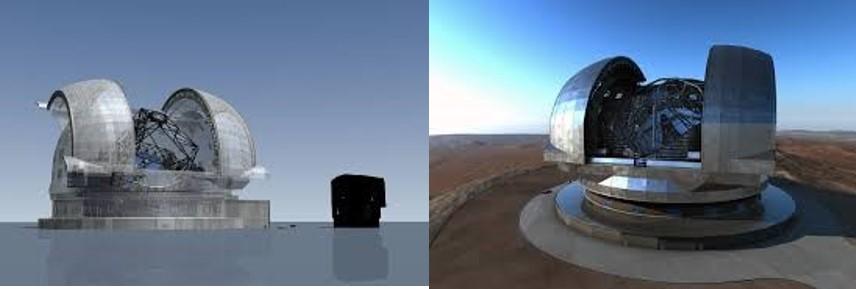 L'instrument METIS de l'ELT (Extremely Large Telescope) franchit l'étape de la conception préliminaire