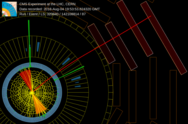 Higgs Boson in CMS: fiat lux!