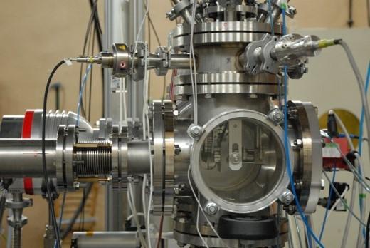 Mise en service de l'installation Neutrons For Science au Ganil