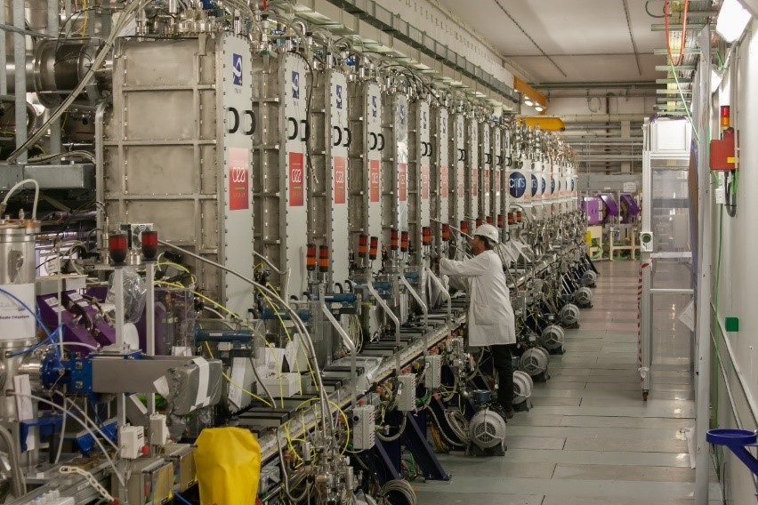 SPIRAL2 linac output: new beam power record