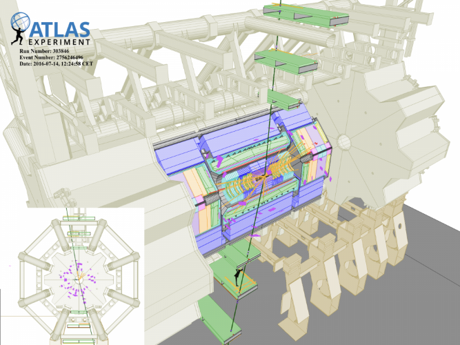 ATLAS muon spectrometer alignment