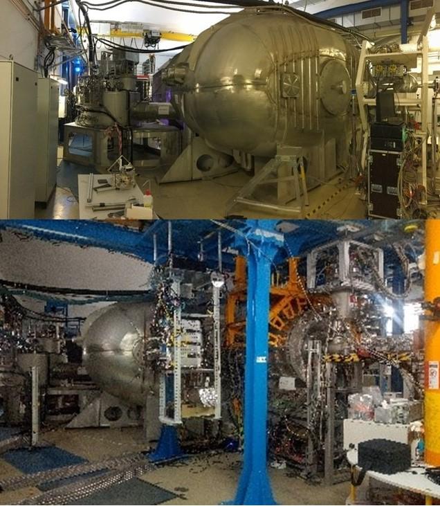 GLAD et COCOTIER : la cryogénie de l'Irfu à GSI