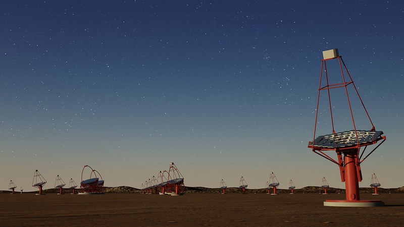 Gammapy selected as official analysis software for the Cherenkov Telescope Array (CTA)
