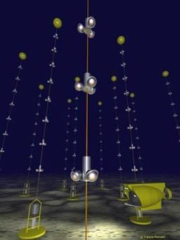 Le télescope Antares ouvre les yeux vers le ciel
