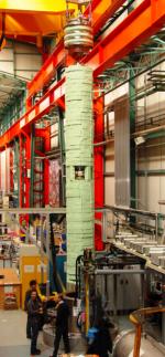 Tests des aimants supraconducteurs de l'expérience Katrin
