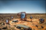 HESS-II, le plus grand observatoire gamma au monde, d�tecte son premier pulsar