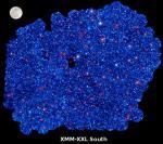Un sondage de l\'univers en dimensions XXL