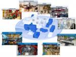 Development, integration and test platform for accelerators and superconducting magnets: Synergium