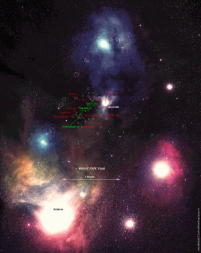 Emission X des régions de formation d'étoiles
