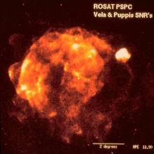 Restes ou vestiges de supernovæ