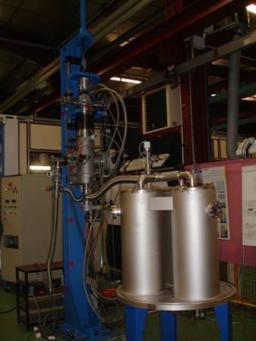 Spaladin et la cible cryogénique