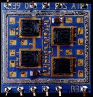 La caméra gamma ISGRI