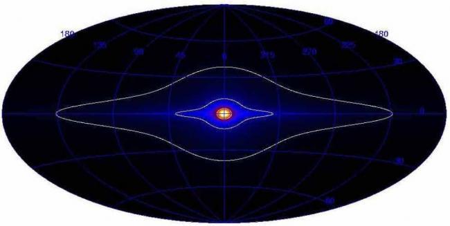L\'antimatière de la Galaxie