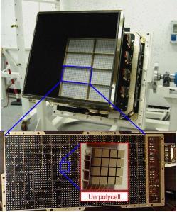 Premières images de la caméra ISGRI