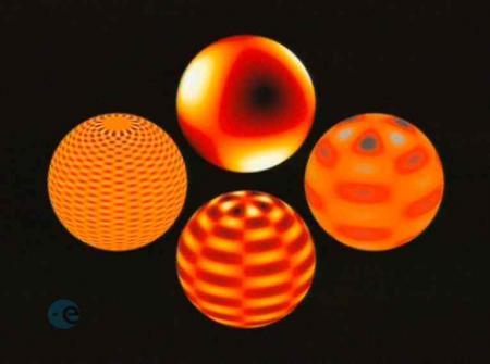 Battements de coeur solaires