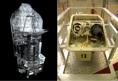 Une étape franchie pour le satellite Herschel