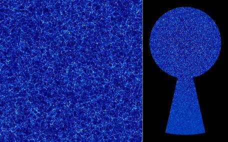 70 milliards de particules pour décrire l'Univers
