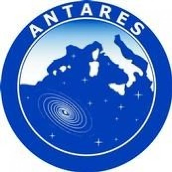 Antares, a high energy neutrino telescope