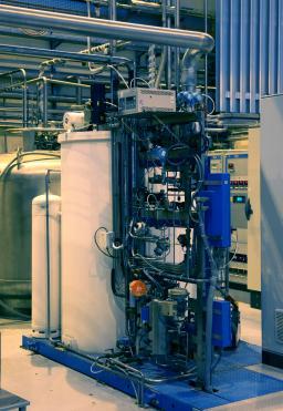 station SUPRAtech cryo HF