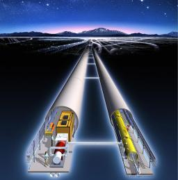 ILC collider and XFEL light source, based on superconducting accelerator technology
