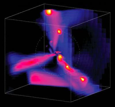 Une nouvelle théorie pour la formation des galaxies