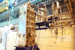 Successful testing of future ion accelerator modules for the SPIRAL2 project