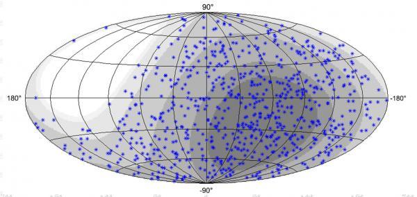 Antares : premières vues du ciel
