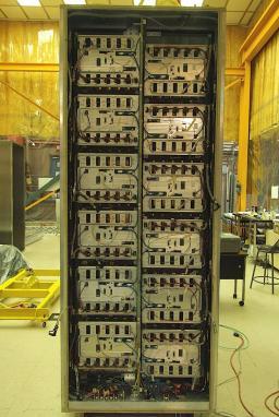 Les trajectographes TPC de l'expérience T2K au Japon se préparent à détecter des neutrinos