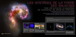 Les mystères de l'Univers - Exposition